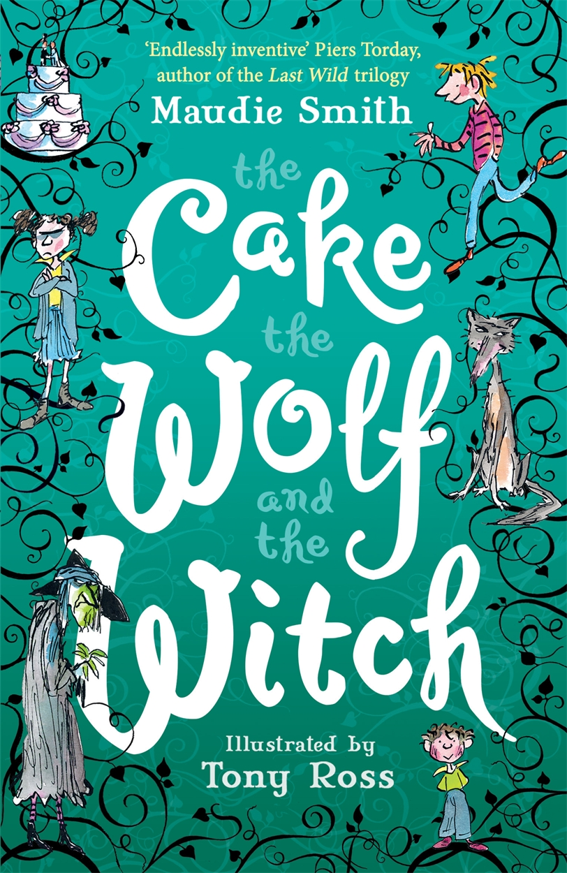 the Cake, the Wolf and the Witch